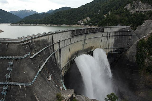 ダムに興味なくてもホントすごいのでぜひいちど行ってください