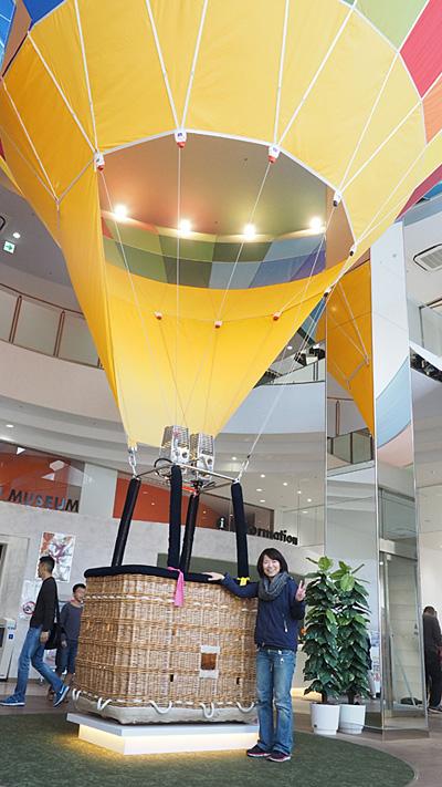 シーズンオフは佐賀駅から徒歩17分の所にある「バルーンミュージアム」に行くのもお薦め!