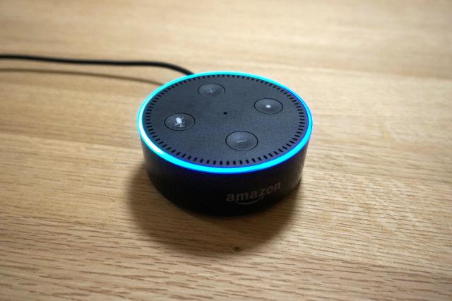 一番安いAmazon Echo dotを買いました。