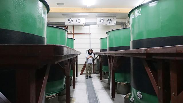 そのような過程があって日本酒は作られている