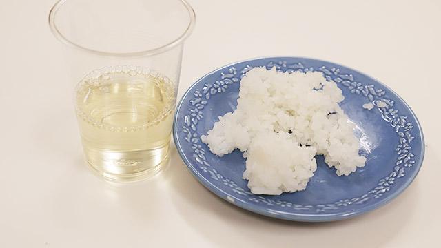 日本酒も飲んでみましょう!