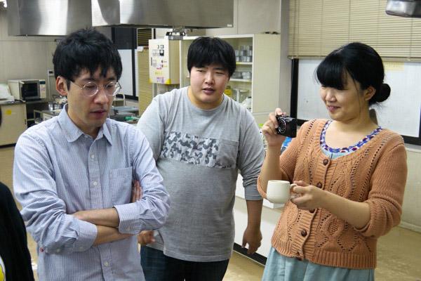 参加してもらったのがこちら。北向ハナウタさん、江ノ島茂道さん、ネッシーあやこさん