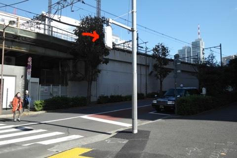 Nさん「この歩行者信号まで届いてます」