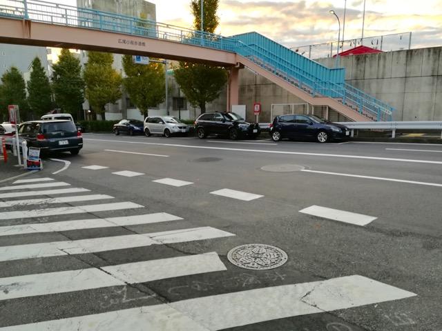 歩道橋は黙して語らない