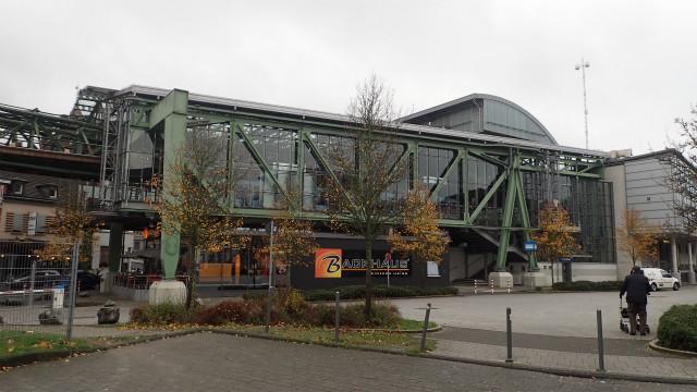 鉄とガラスの始発駅