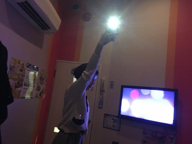 ただ照明担当者の楽しみが0になる。