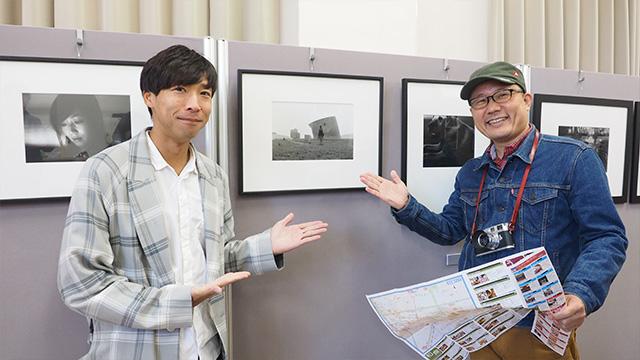 お薦めしてくれたのは「静岡文化芸術大学の屋上庭園」。残念ながら試験日で入れなかったが、浜松市内が一望できたり、どでかい椅子が置かれている隠れた名所のようだ。