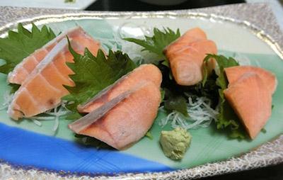 ケイジ・トキシラズ・秋鮭のルイベ食べ比べセット