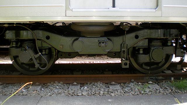電車の台車をオブジェとして作ってみたい :: デイリーポータルZ