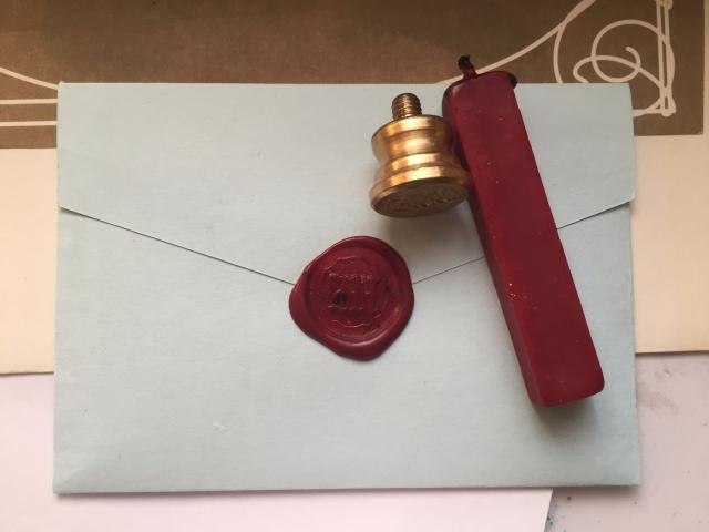 こんなオシャレな手紙だって作っちゃう