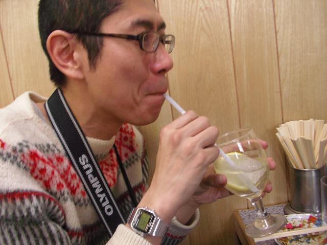 懐かしのレモンスカッシュも美味しい。