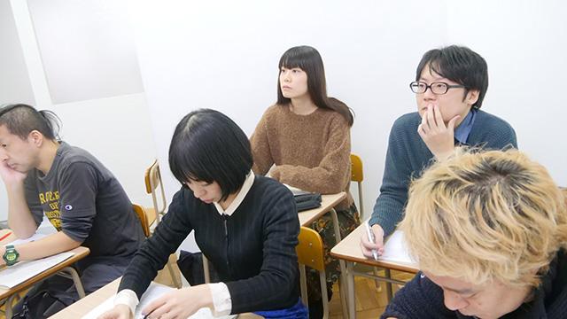 「井口さん藤原さん何も発言ないですが大丈夫ですか?」と最後尾の二人。井口さんは完全に授業に置いてかれていた