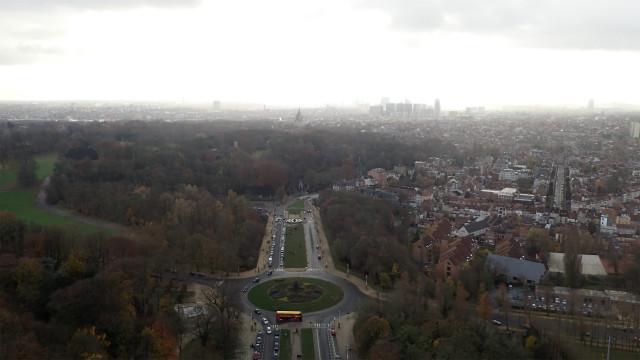 ベルギーの風景はちがう