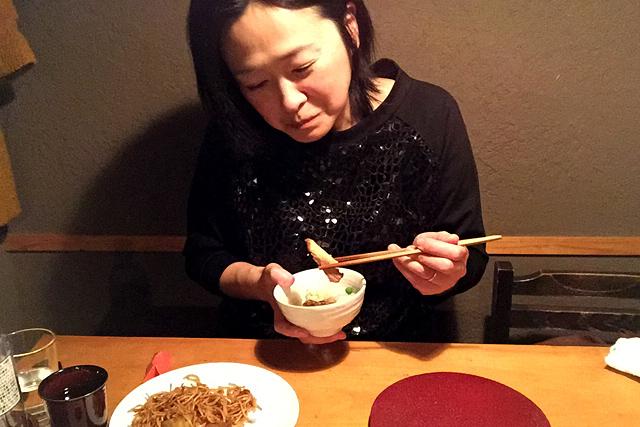 実際に食べきっちゃったんですが、どうにも、満ちてきましたね…
