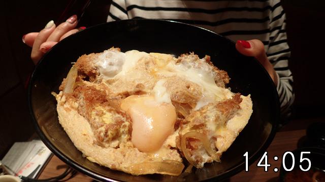 ふんわり卵がポイント
