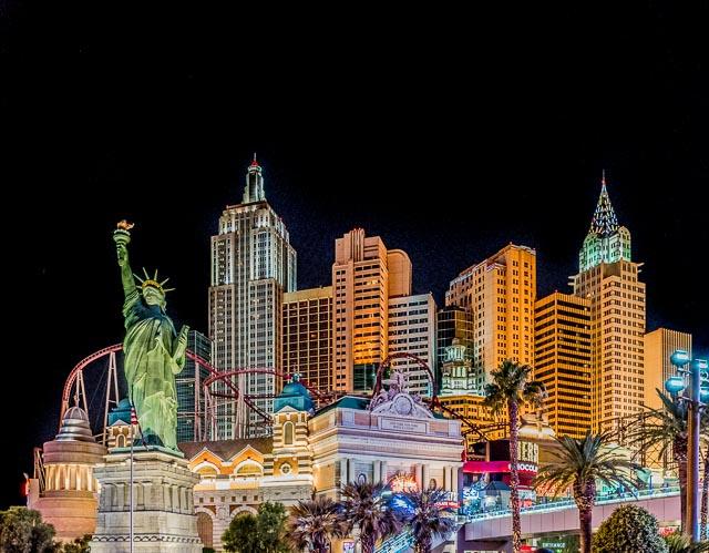 パリ、古代ローマ、ブリテンといったラインナップに並ぶ「ニューヨーク・ニューヨーク」