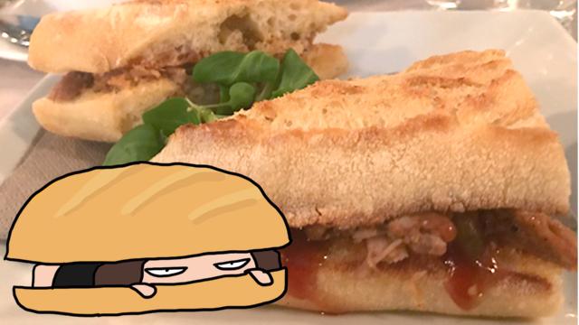 朗報です。ドトールのミラノサンドはミラノにあるサンドイッチにかなり近いことがわかりました。