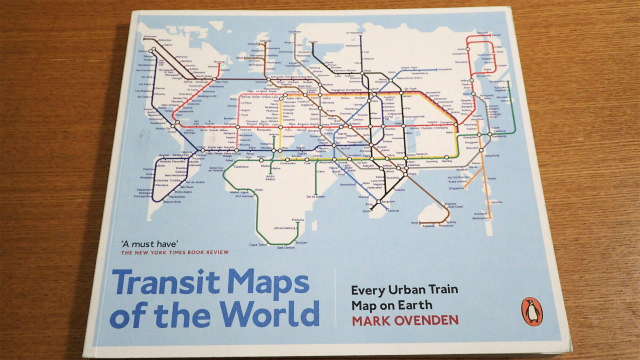 『Transit Maps of the World』(https://www.amazon.co.jp/dp/0143128493/)