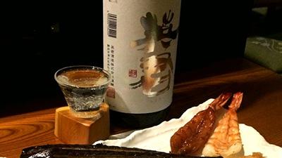 そりゃ、日本酒も進みますよ