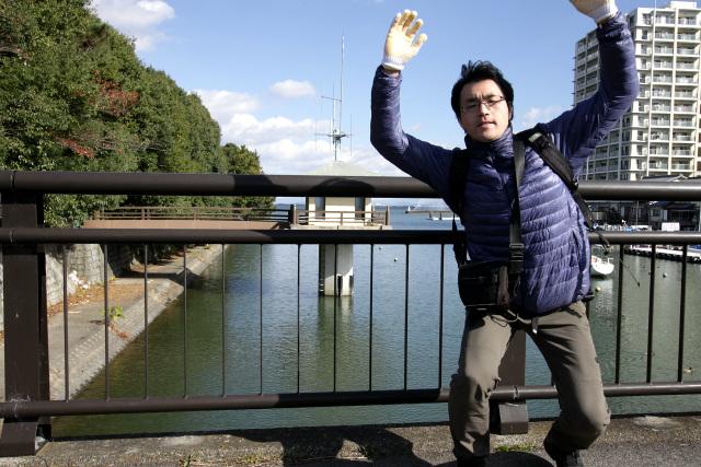 というワケで大津に参上! 琵琶湖疏水はここから始まるのだ