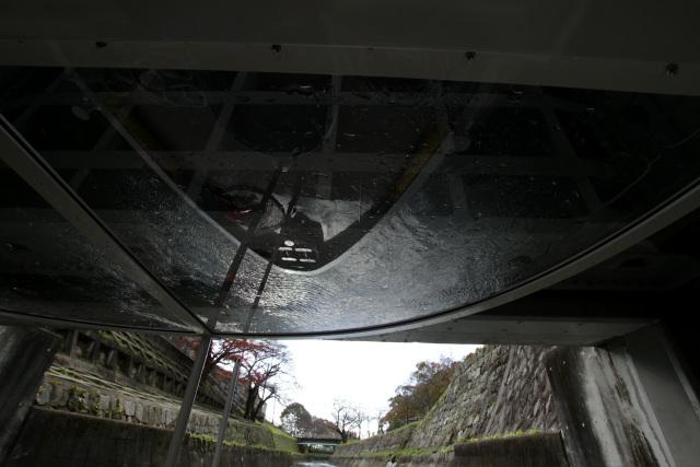 阪神淡路大震災を契機に設置された、緊急遮断ゲートとのことである