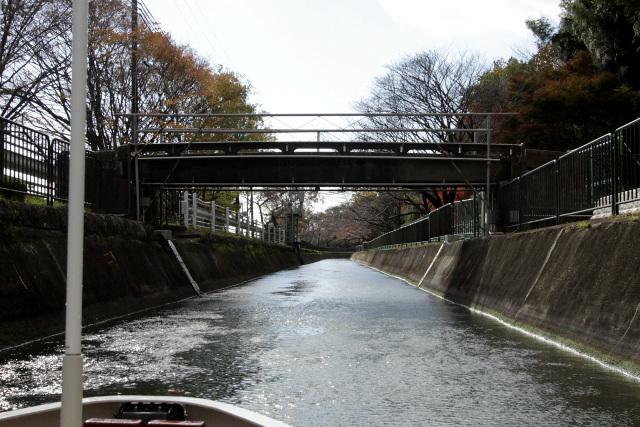 琵琶湖疏水には橋が数多く架けられている