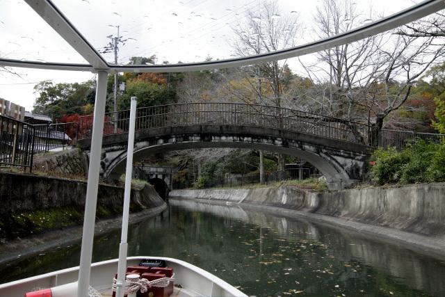 やがて差し掛かったのが「山ノ谷橋」だ