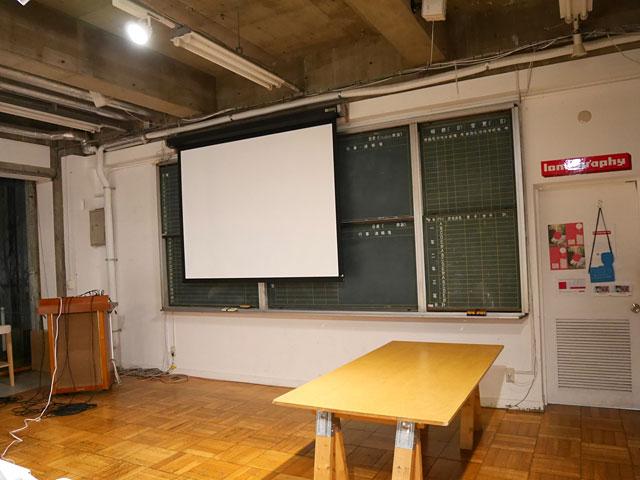 技術室ってじめじめした場所にあったイメージなんですよねえ……(イメージ画像)