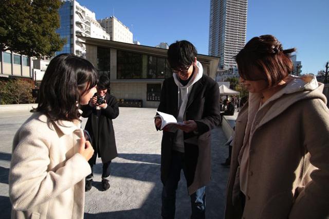 時刻表がおもしろくて、中沢さんから本を奪って一人で読んでしまった