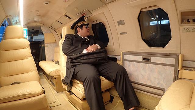 できるビジネスマンはこうやって世界を飛び回るらしい。