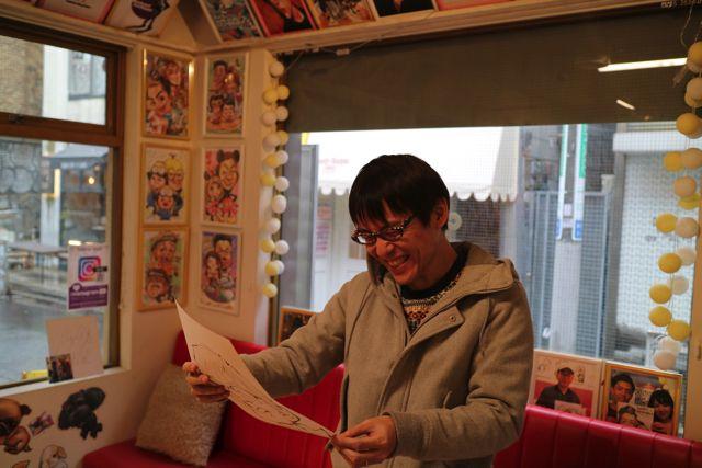 石川さん自身も「自分だ…!」と言いながらずっと笑っていた