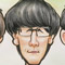 似た顔をプロが描くとどこで特徴をだすのか?→プロの技術はすごかった