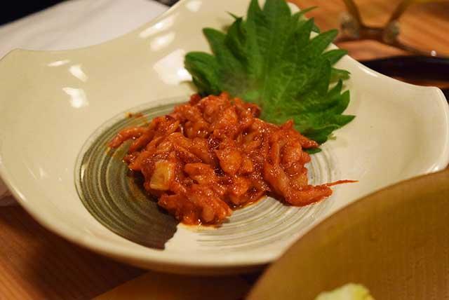 高野豆腐にはない色味