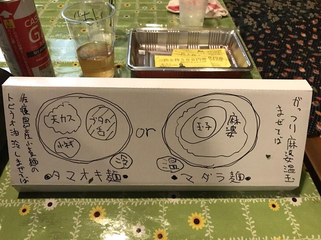 料理の説明を絵でしたところ、全然わからないとクレーム多数。