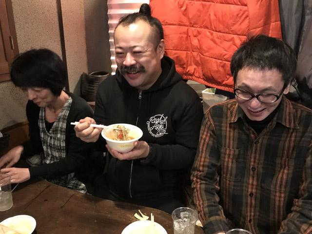 作り手側は忙しくて全然食べられなかったけど、味の評判はとてもよかったと思います。