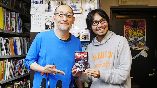 藤田和日郎先生にマンガの描き方を教わります!
