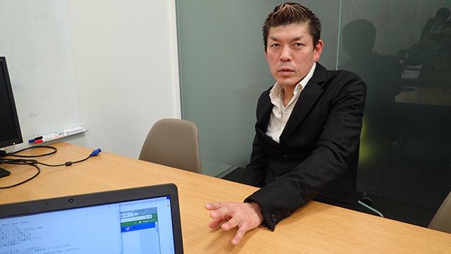 東京カルチャーカルチャー店長、横山伸介さん。