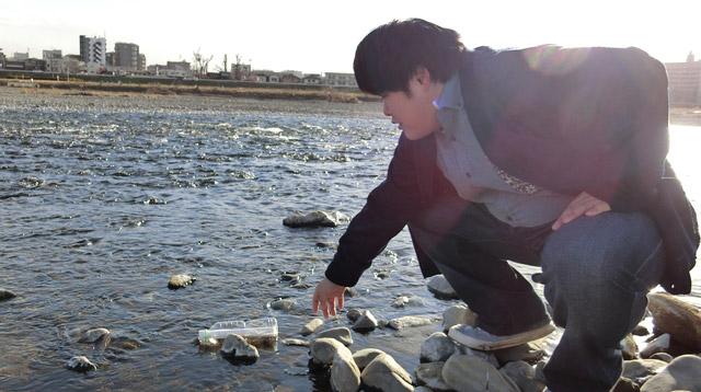 能登さんと会って5年、ほめる手紙を送る。キャッチできずに海に流れたら帰りが気まずくなるので頑張れ!