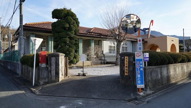 西武秩父駅から徒歩5分「ちちぶ銘仙感」では秩父銘仙をはじめとした秩父織物の貴重な史料が展示されている。