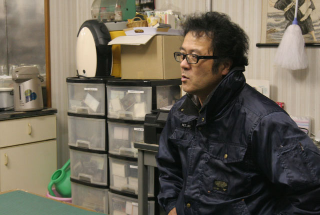 ギャラクシーアクションクラブ代表の中村 茂さん