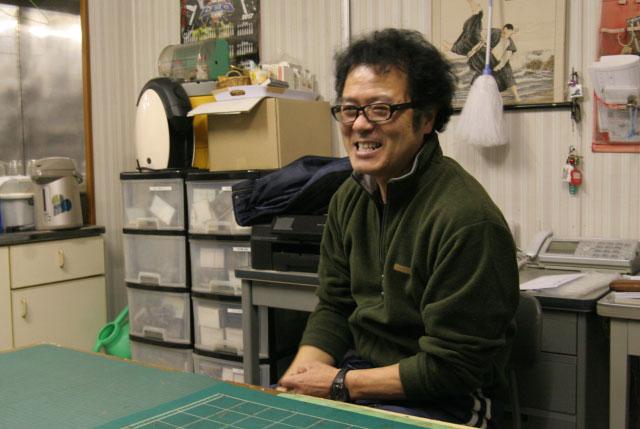 当時の記憶を笑顔で語ってくれる中村さん。素敵な笑顔につられてわたしも笑うが、話の内容的には笑えない