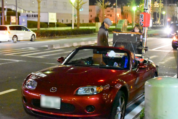 えるろこさん(27歳)と愛車のロードスターNC1