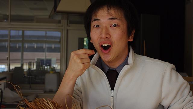 うめぇ! これ納豆だ! うめぇ!