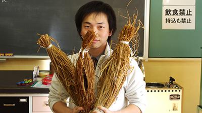 レッツ・メイク・ワラヅト、アーンド、枯れ草納豆!!
