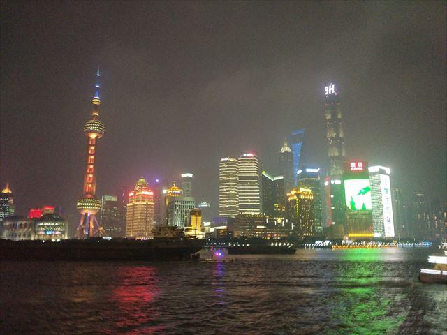 上海、大都市だなー!