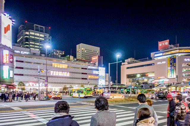 そんなこんなで、錦糸町で一休みすることにした。