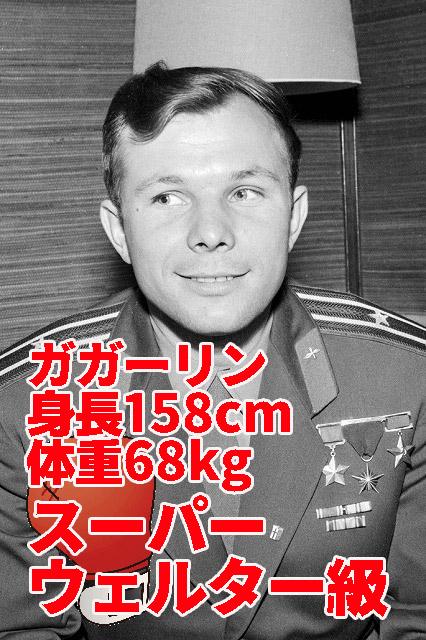 世界初の宇宙飛行士、ガガーリンもこの階級。地球は青かったが、額から流れる血は赤かった