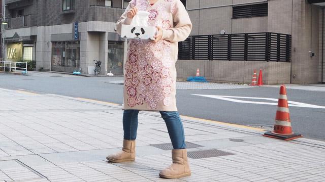 余談だが、パンダのイラストを見ると、どうしても上野のシャンシャンを思い出してしまう。シャンシャンに会いたい