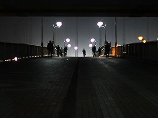 葛西臨海公園からロッテゴルフに行く歩道橋がとてもカッコいいこともお伝えしておきます。