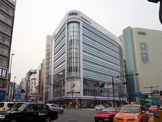 え、ここ京王線のターミナルだったの!?という驚き